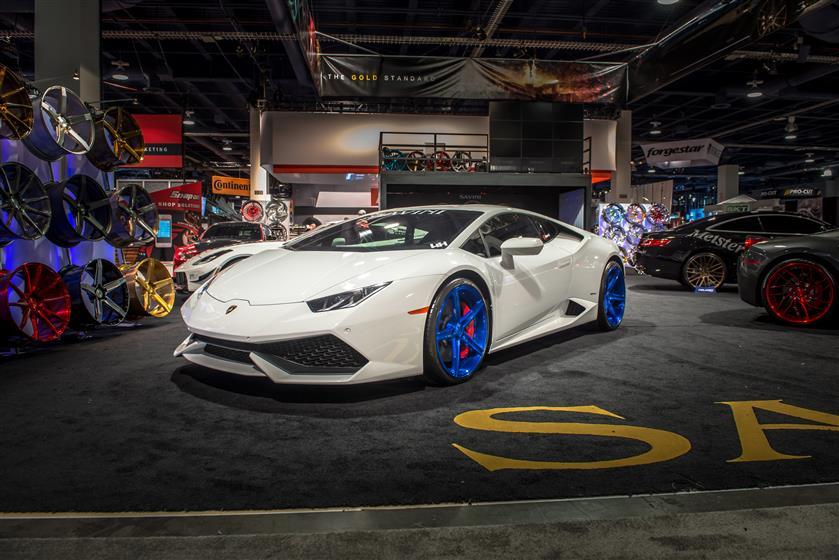 Savini Lamborghini Huracan