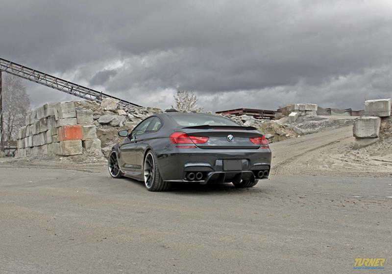 Turner Project F13 M6 ,BMW