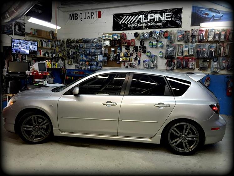 2008 Mazda Speed3