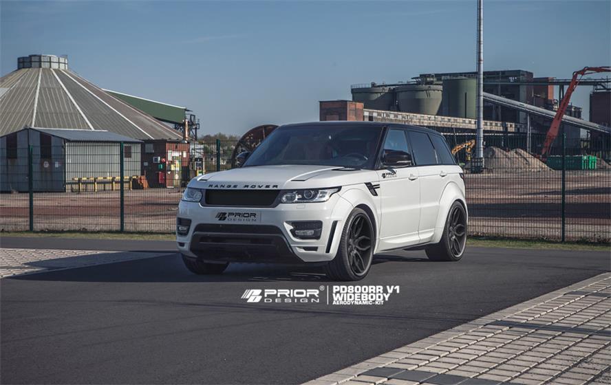 Prior-Design Tuning für Range Rover Sport [2013+]