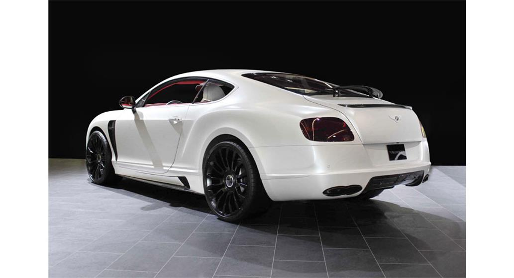 New Mansory Bentley Continental GT