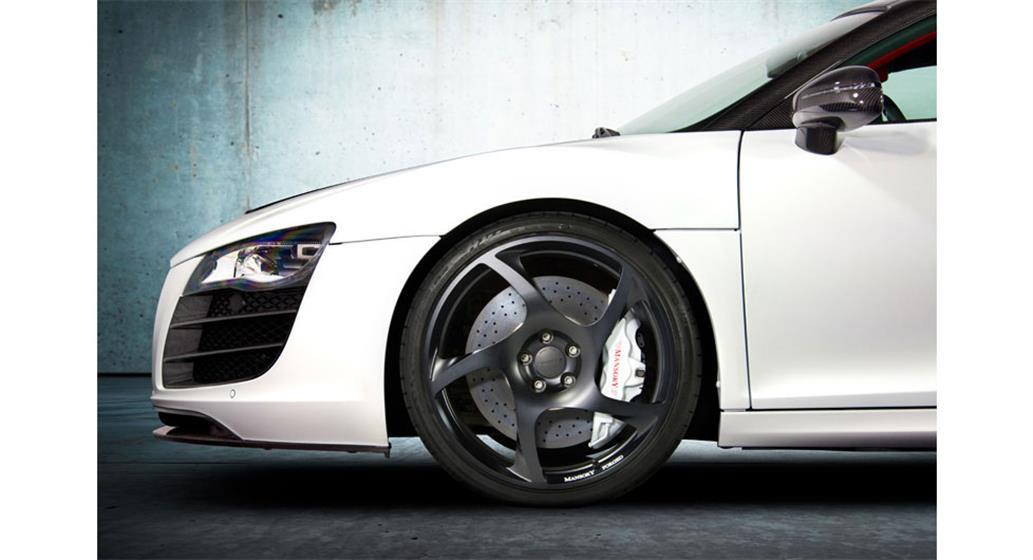 Mansory Audi R8 Coupé and Spyder
