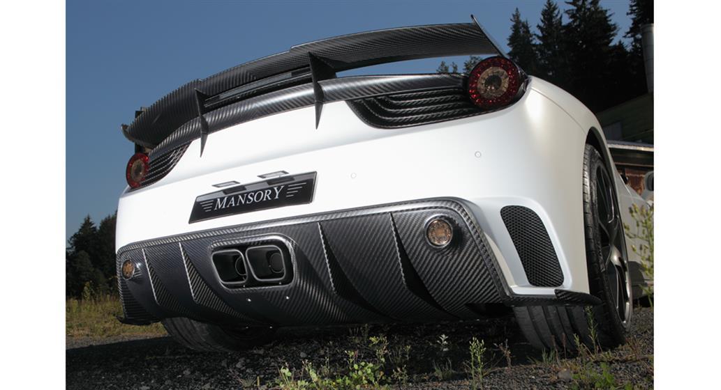 Mansory Ferrari 458 Italia - Siracusa