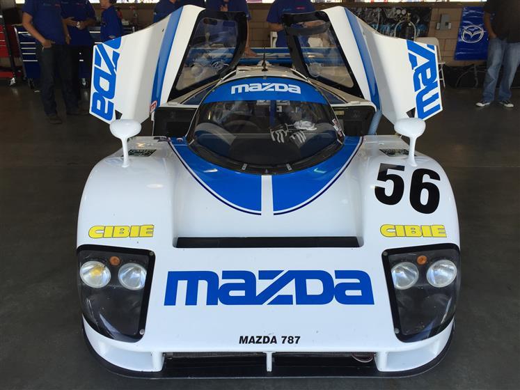 1990 Mazda 787
