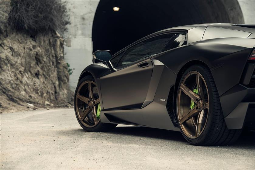 Savini Wheels RDB LA Lamborghini Aventador