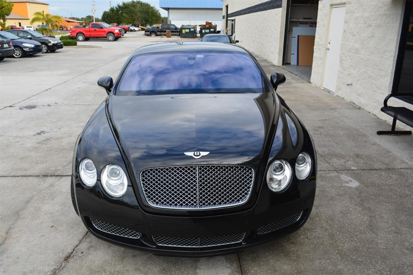 The Bentley Continental GT Project
