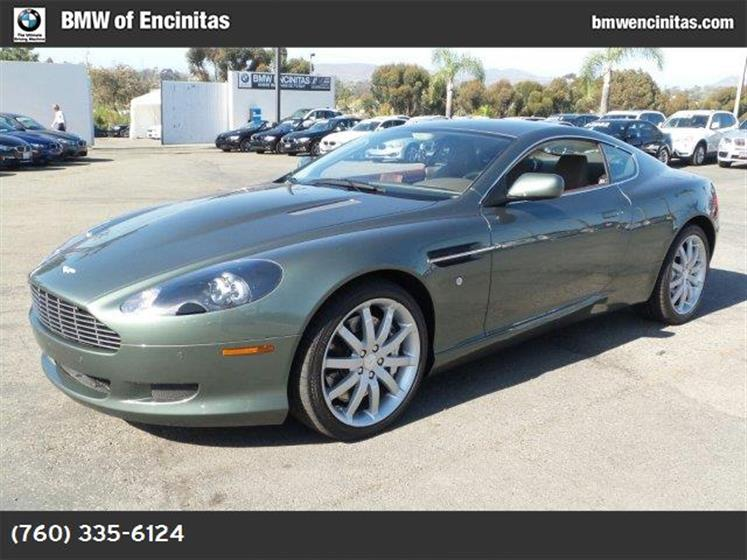 2008 Aston Martin DB9 Base Coupe