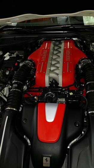 Ferrari FF ECU Tuning