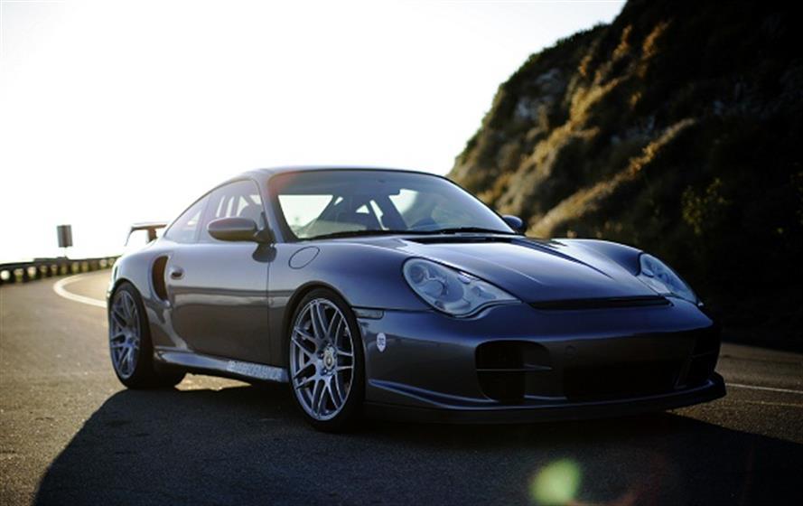 Porsche 911 (996) Turbo ECU Tuning