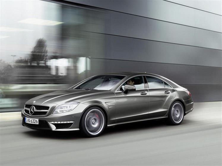 Mercedes-Benz CLS63 AMG Bi-Turbo ECU Tuning,Mercedes-Benz