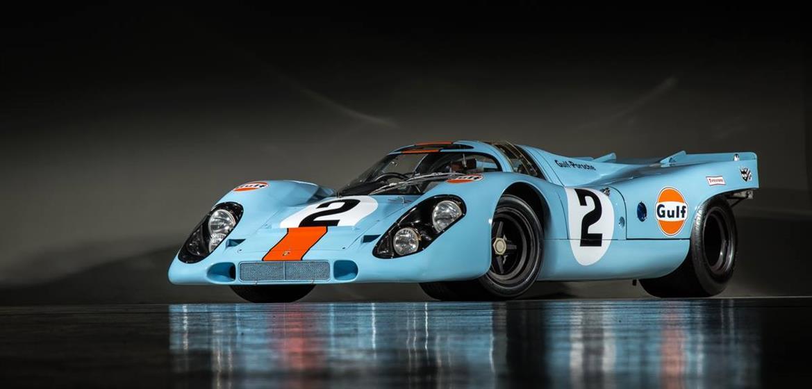 1969 Porsche 917K-015