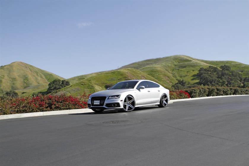 2013 Audi A7 Silver