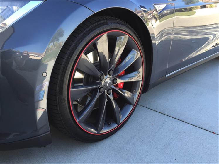 Wheel Bands for Model S
