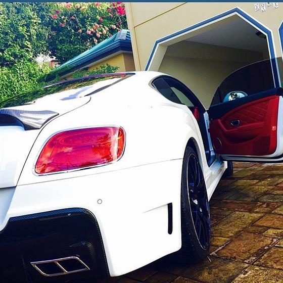 700hp Bentley GTX By Onyx