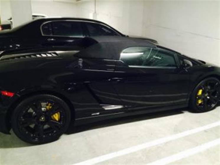 2013 Lamborghini Spyder
