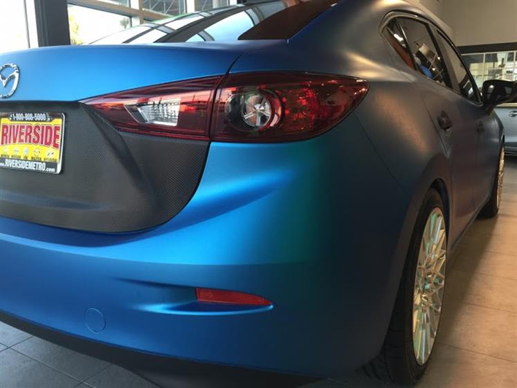 2015 Mazda3 Zoom Zoom Package