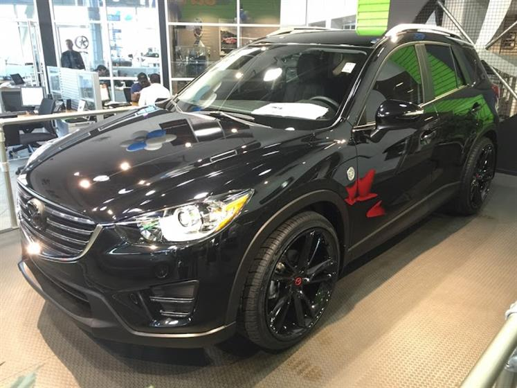 2016 Mazda CX-5 Star Wars Package