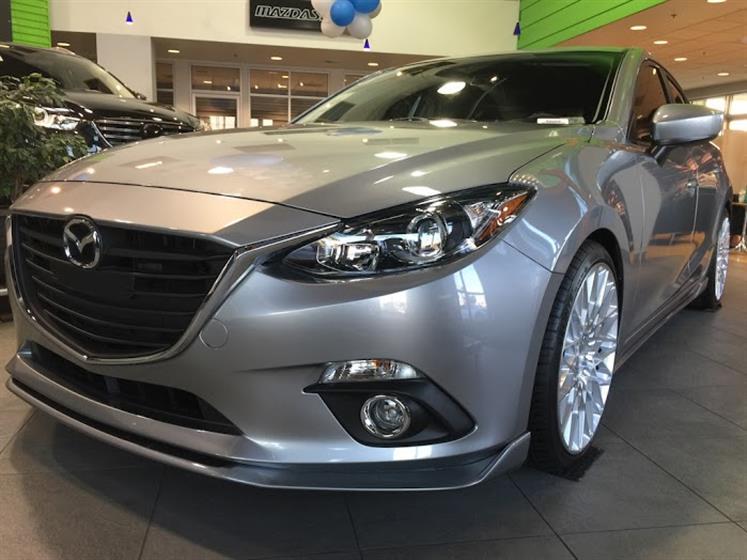 2016 Mazda3 Zoom Zoom Package