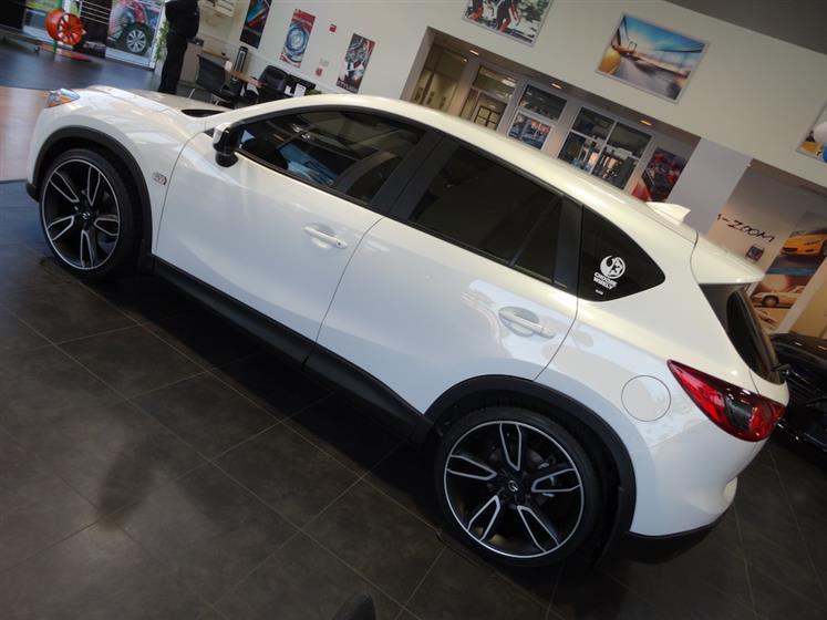 2016 Mazda CX-5 Star Wars Edition