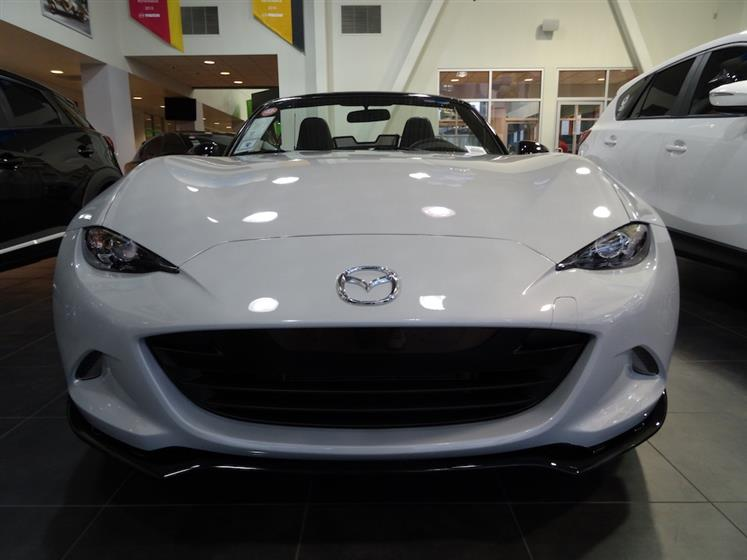 2016 Mazda MX-5 Miata Club Sport