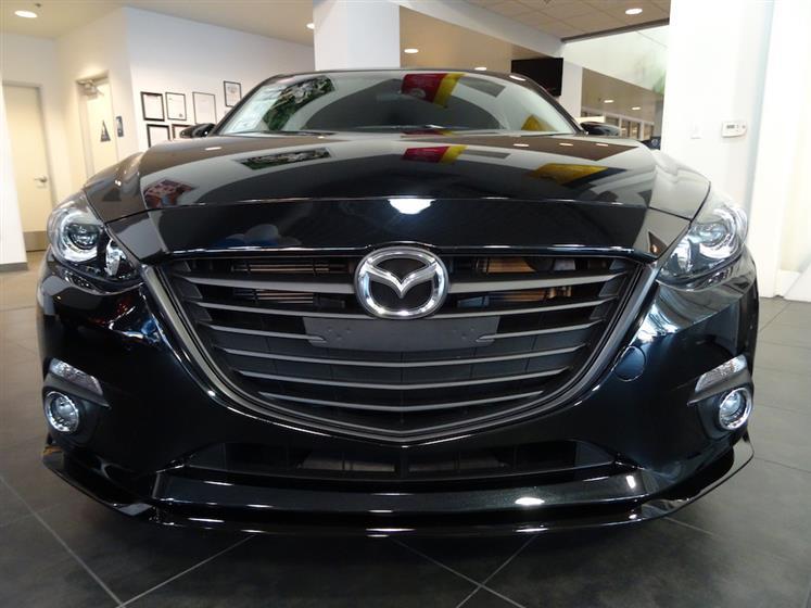 2015 Mazda Mazda3 Zoom Zoom Package
