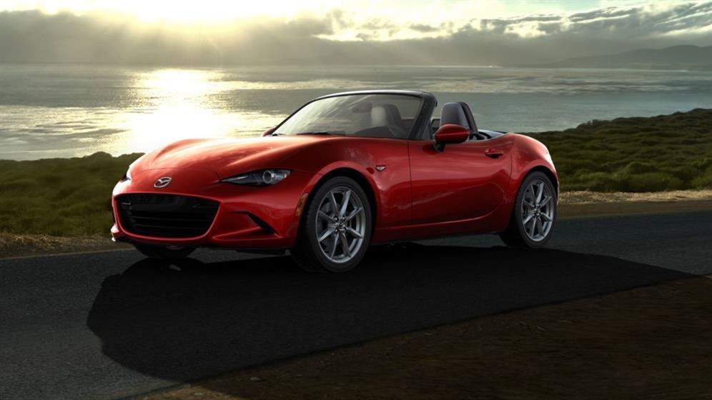 2016 Mazda Models