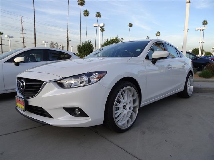 2016 Mazda Mazda6 Sport with Zoom Zoom Package