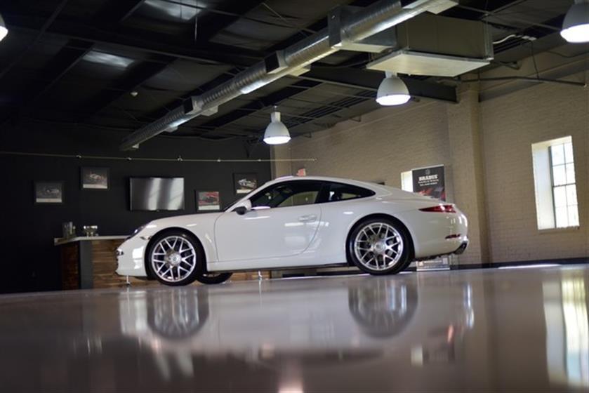 2012 Porsche 911 Carrera Coupe