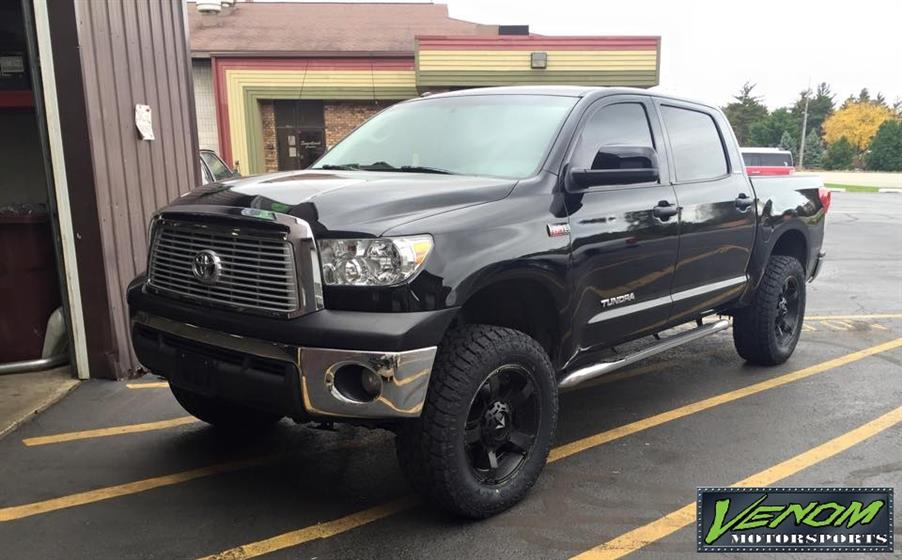 Tundra with 4inch Pro Comp Suspension System