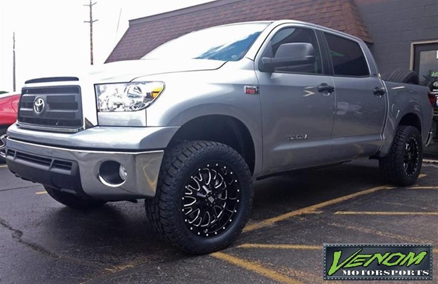 Toyota Tundra on RBP wheels