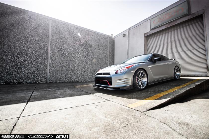 2015 Nissan GT-R Alpha 12