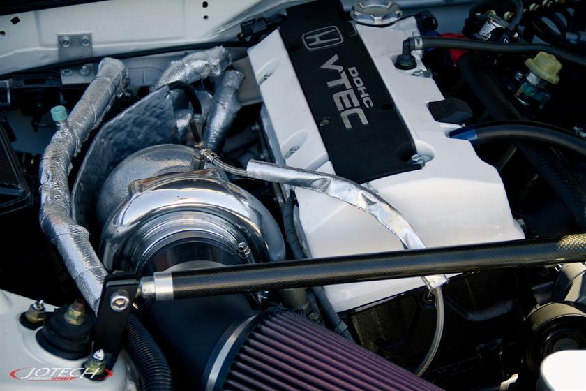 2004 Honda S2000 — Stage 4 Spy Mobile