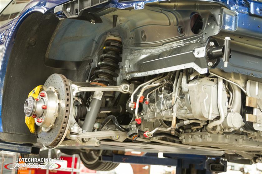 2011 Porsche 997TT - Stage 3 Turbo S PDK