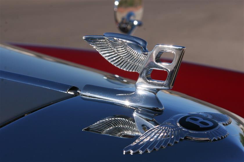 Doug's 1956 Bentley