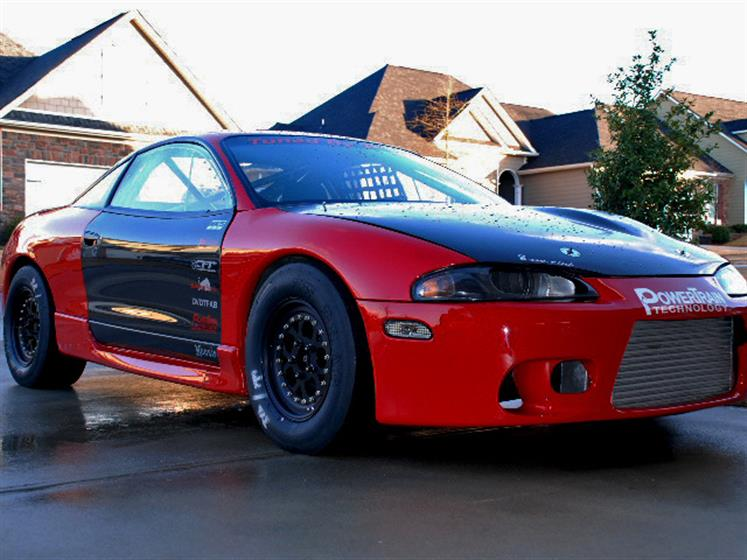 Mike's '97 Eclipse GSX