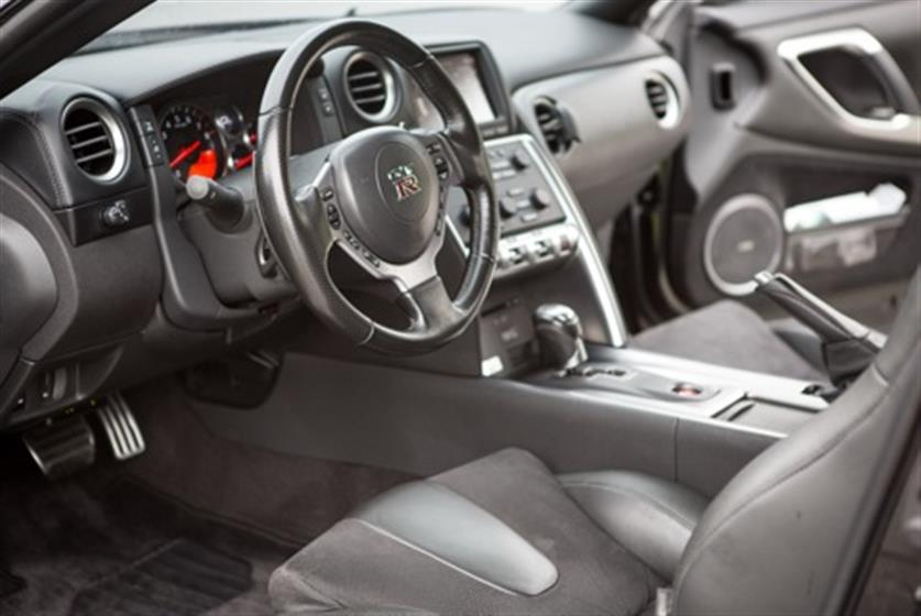 Brandon's Alpha12 Nissan GT-R