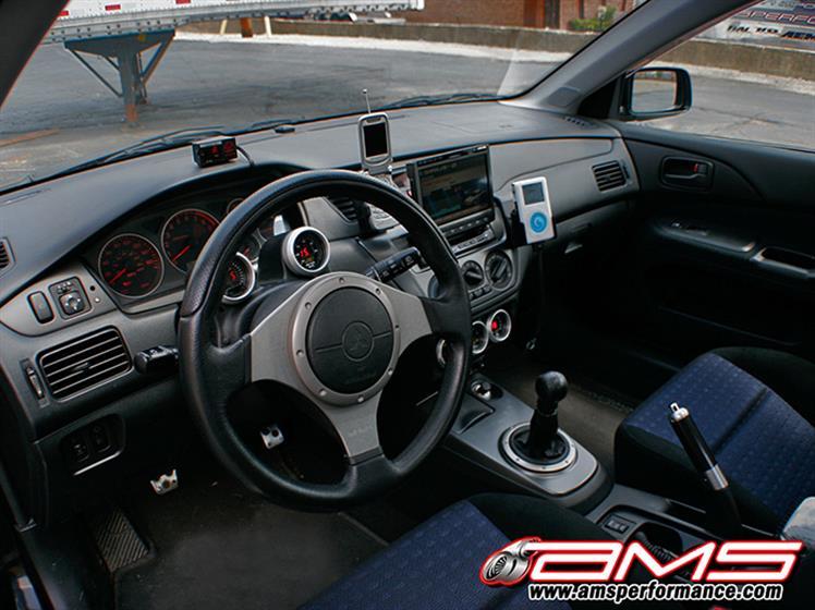 Mike Eustace's 2003 Mitsubishi Lancer