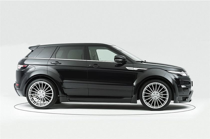 Range Rover Evoque 5-Door Widebody