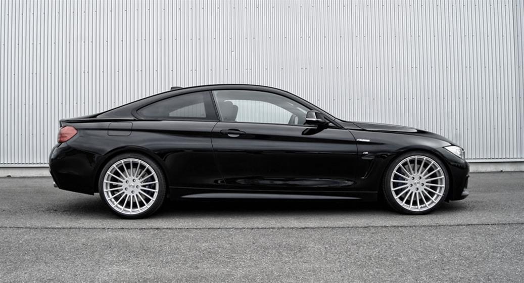 2014 BMW 4-Series F32 / F33