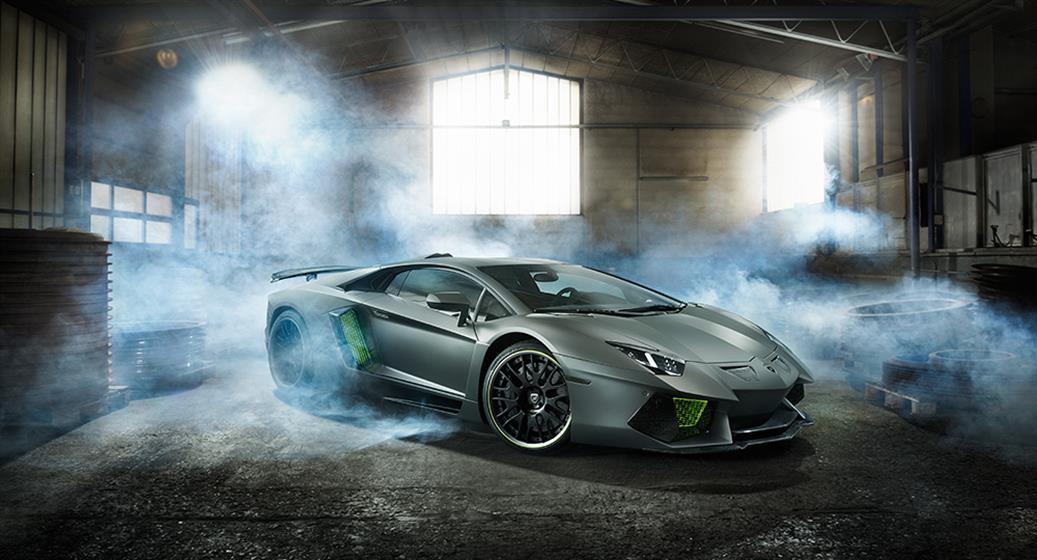 Lamborghini Aventador LIMITED