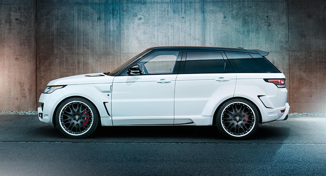 WIDEBODY for Range Rover Sport 2014
