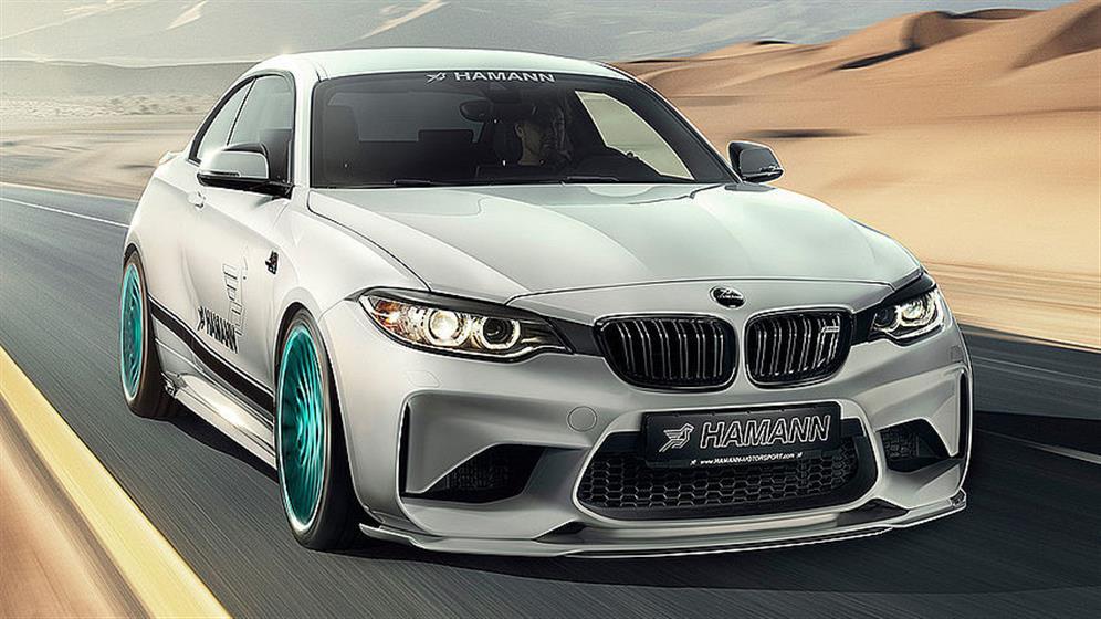 HAMANN BMW F87 M2
