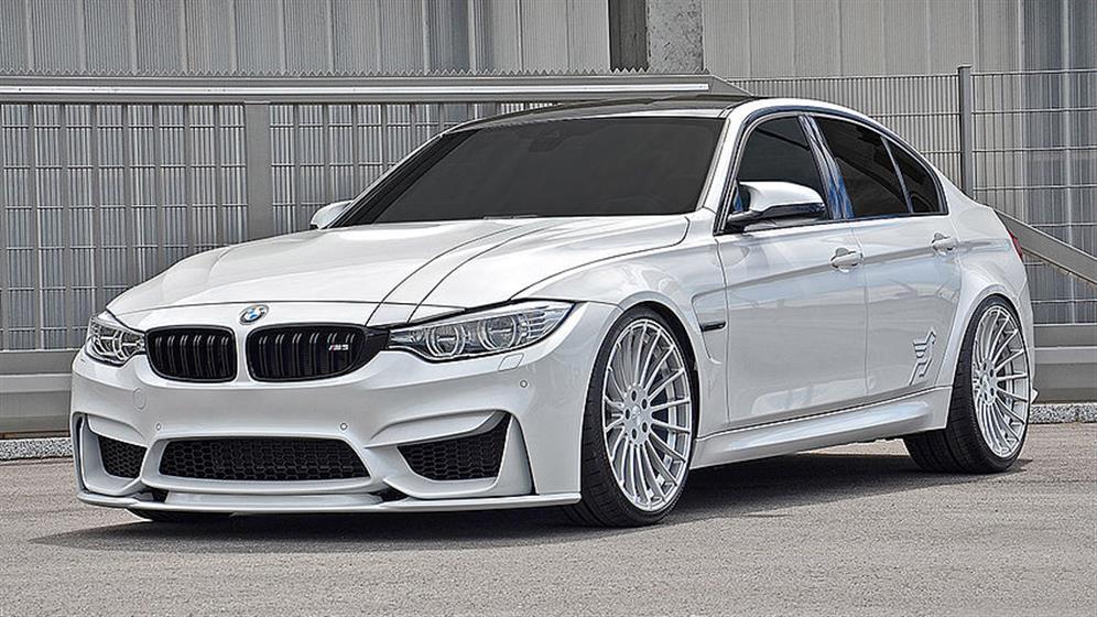 Hamann BMW M3 F80 Tuning