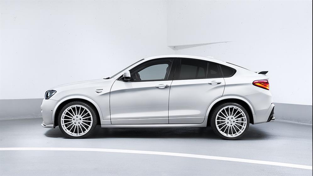 Hamann BMW X4 F26 Tuning