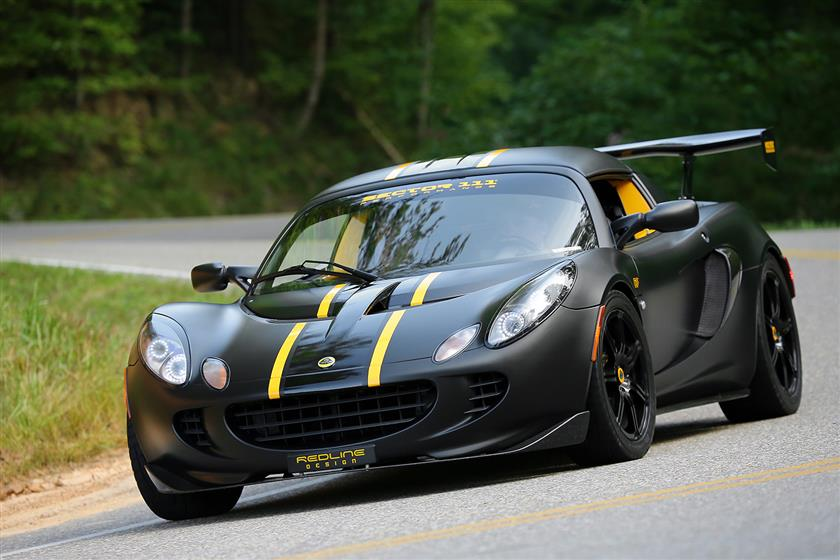 2006 Supercharged Lotus Elise