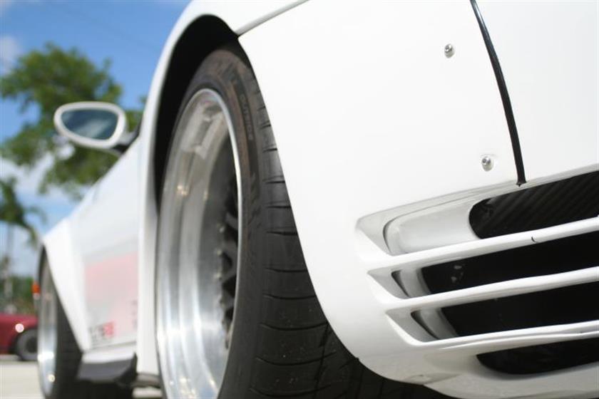 2001 Porsche 996 Turbo