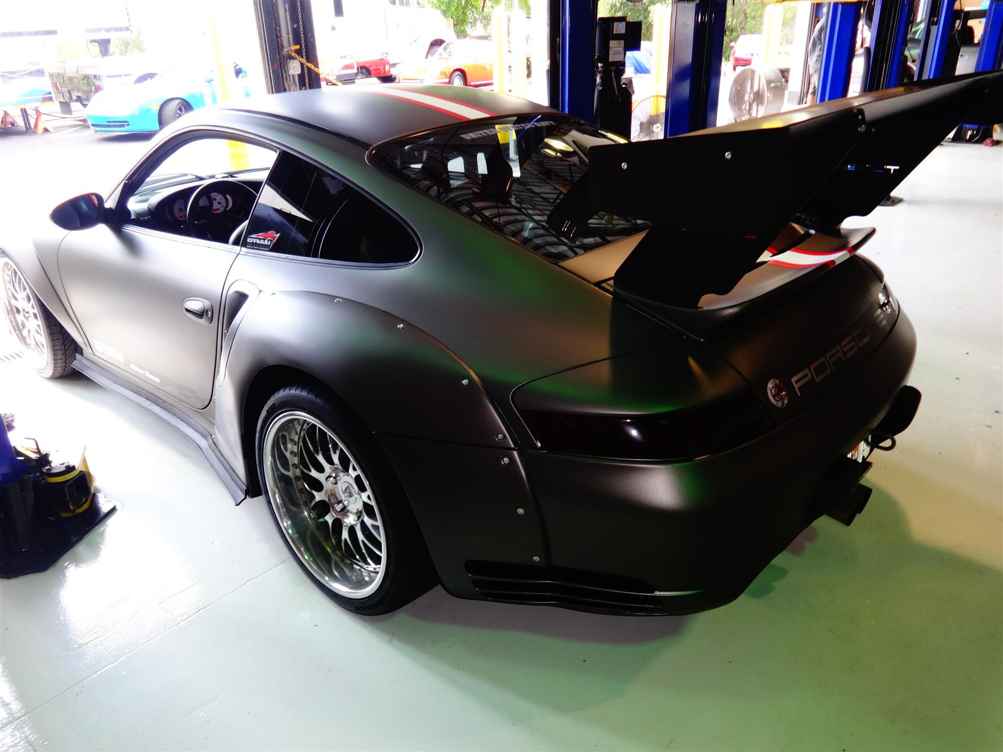 "2001 Porsche 996 Turbo ""Wide Body RSR"""