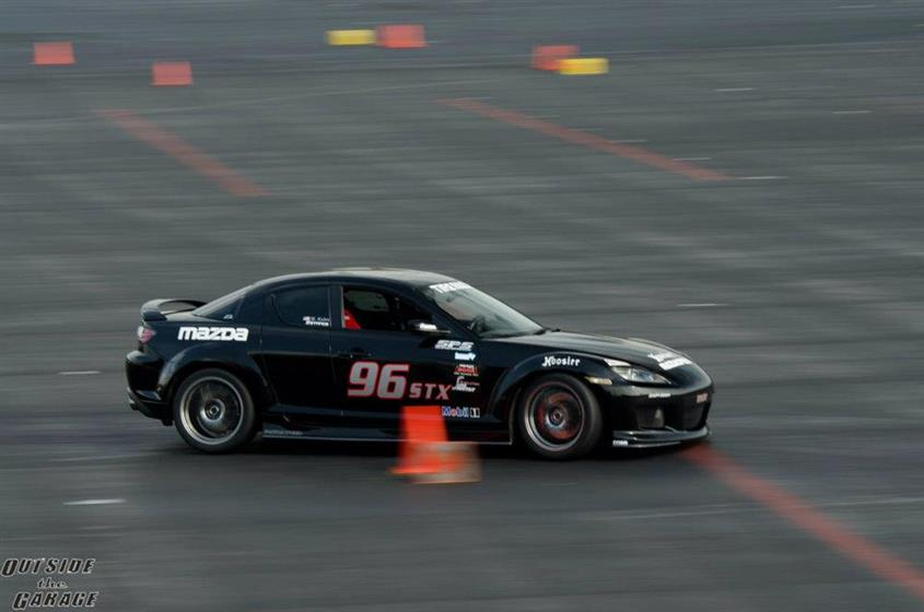 Motion Lab tuned RX-8