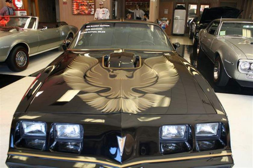 1979 Pontiac Trans Am Bandit Edition