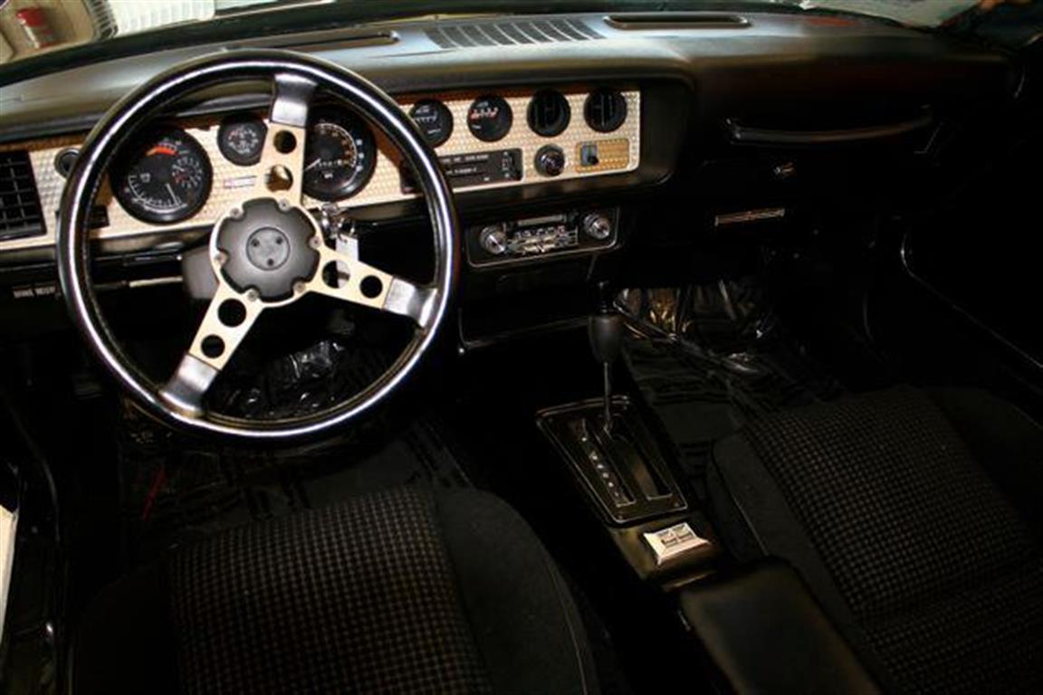 1979 Pontiac Trans Am Bandit Edition